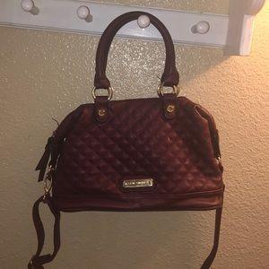 EUC Steve Madden  purse handles and crossstrap
